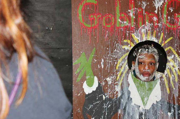 goblin gets gooped