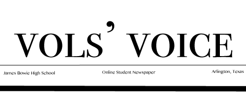The student news site of James Bowie High School in Arlington, Texas