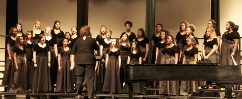 Chanson, non varsity girls, won the hearts of many at the concert