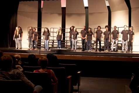 Volunteer Voices rocked their first concert