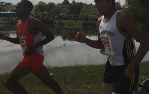 Cross Country Boys Make Regionals