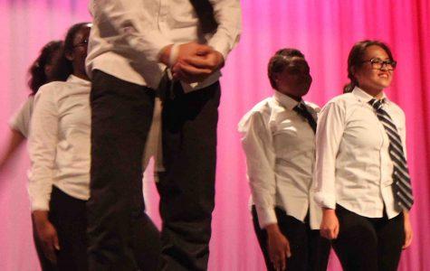 Belles perform