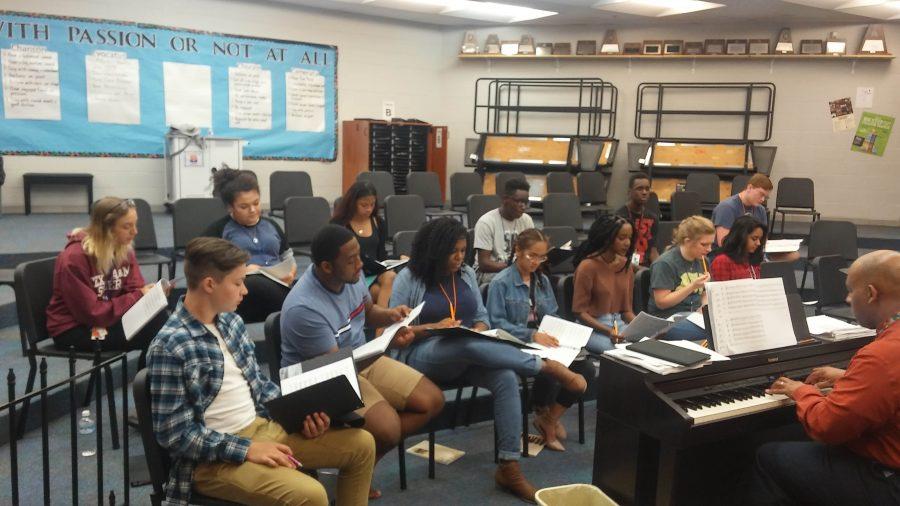 Choir+Rehearsal