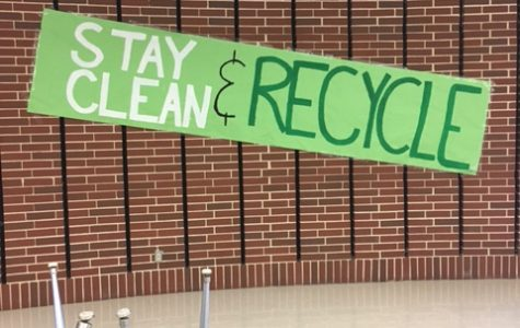 Stay clean & RECYCLE
