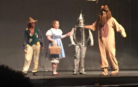 The Wizard of Oz Play