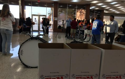 Toys for Tots at Bowie