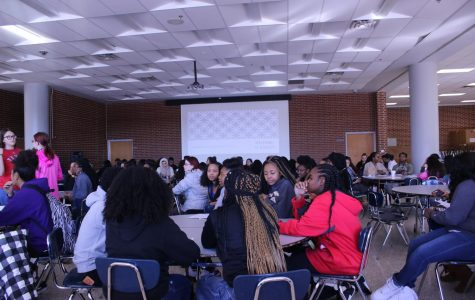 8th Grade AVID High School Visit