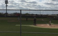 Bowie Vols vs Arlington High 9th grade baseball